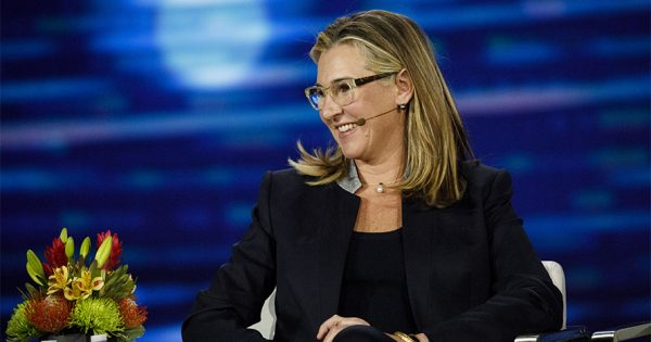 Vice Media's New CEO Makes Her Debut On The NewFronts Stage