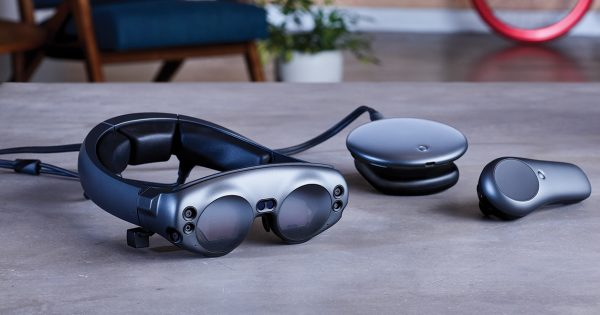 Magic Leap Is Finally Ready to Release Its Long-Awaited Augmented Reality Headset