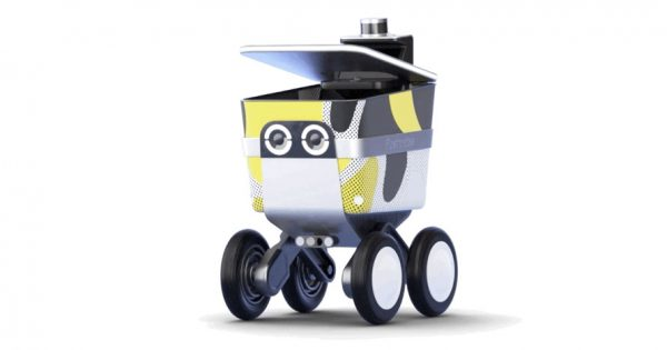 Postmates Is Getting Ready to Roll Out Autonomous Delivery Robots