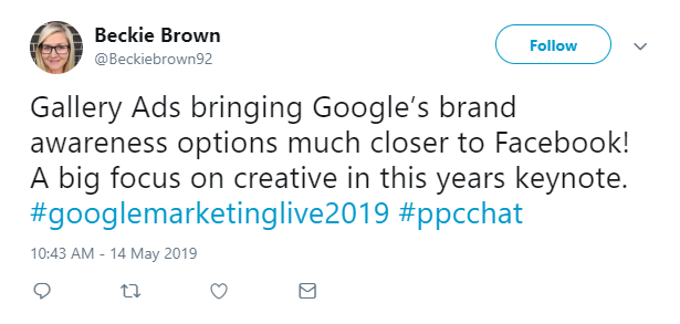 google-marketing-live-gallery-ads-reaction