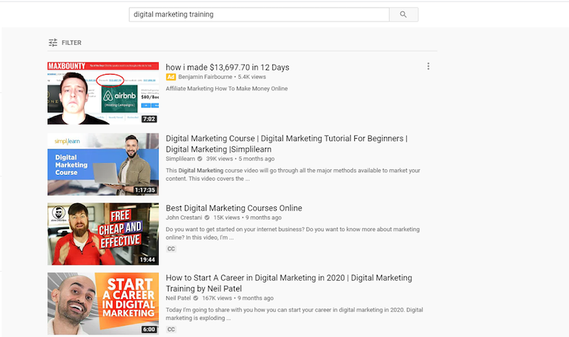 free training resources for agencies youtube training videos