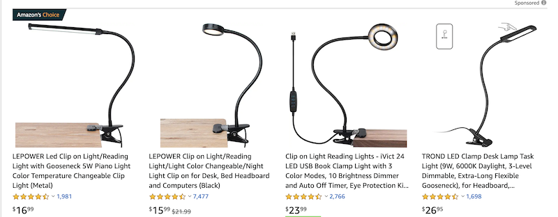 remote at home diy vides for marketing clamp on LED light
