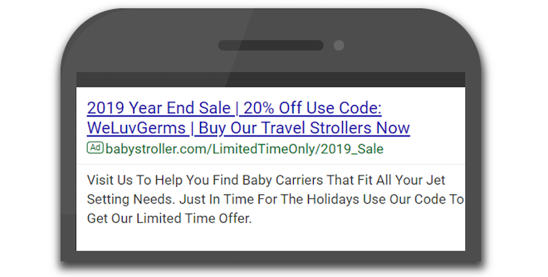 google-ads-account-audit-post-covid-outdated-ad