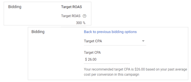 tCPA-tROAS-retiring-bidding