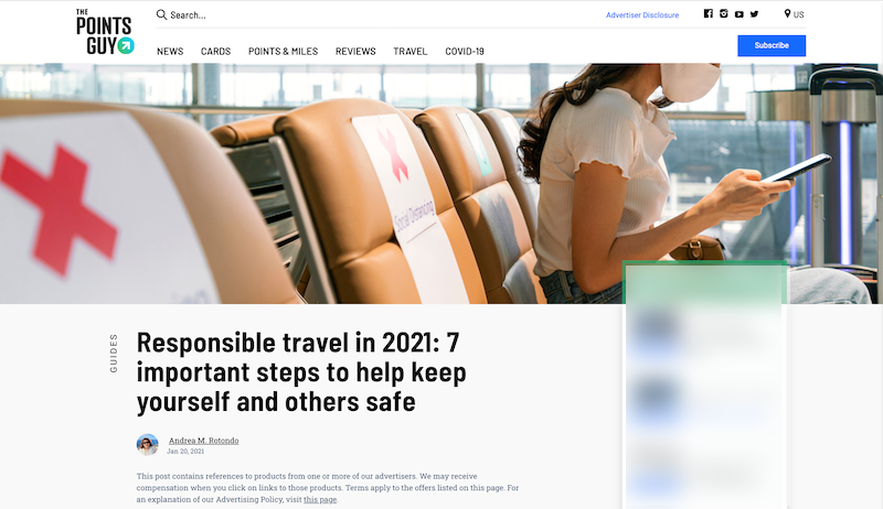 june marketing ideas national safety month travel tips blog post