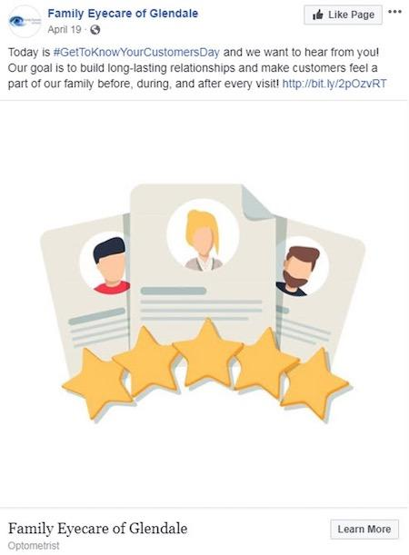 july marketing ideas get to know your customers facebook survey